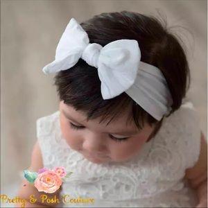 Accessories - Brand New Set of 6 Baby Toddler Girl Headbands